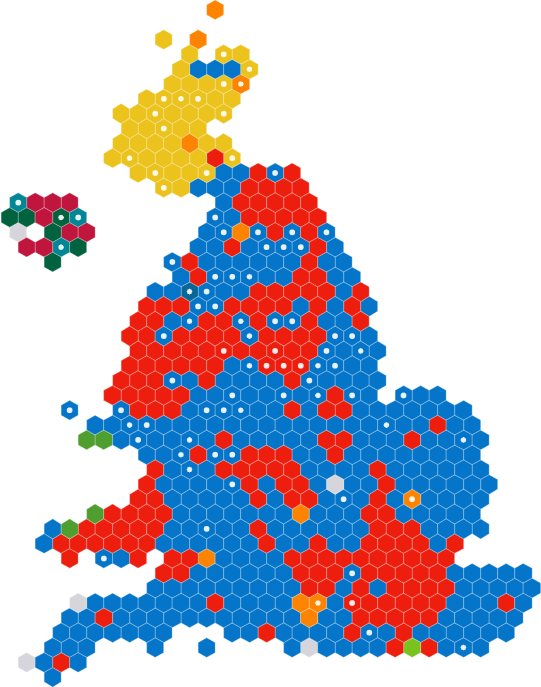 UK Election 2019 Results